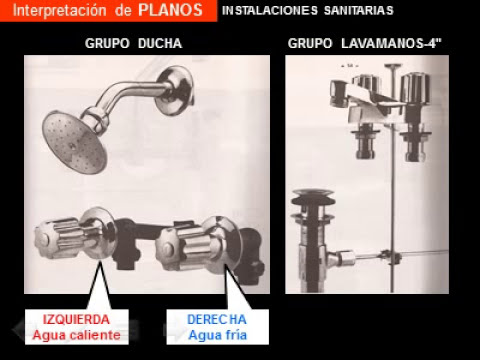 INTERPRETACIÓN DE PLANOS 1