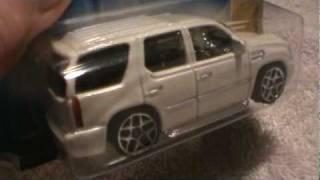 07 Cadillac Escalade- 2006 new models