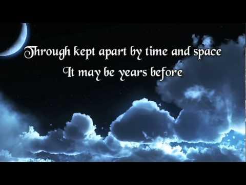 Just inside heaven s door happy anniversary mary ily youtube