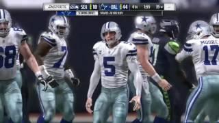Fan chosen super bowl cowboys vs Seahawks moments