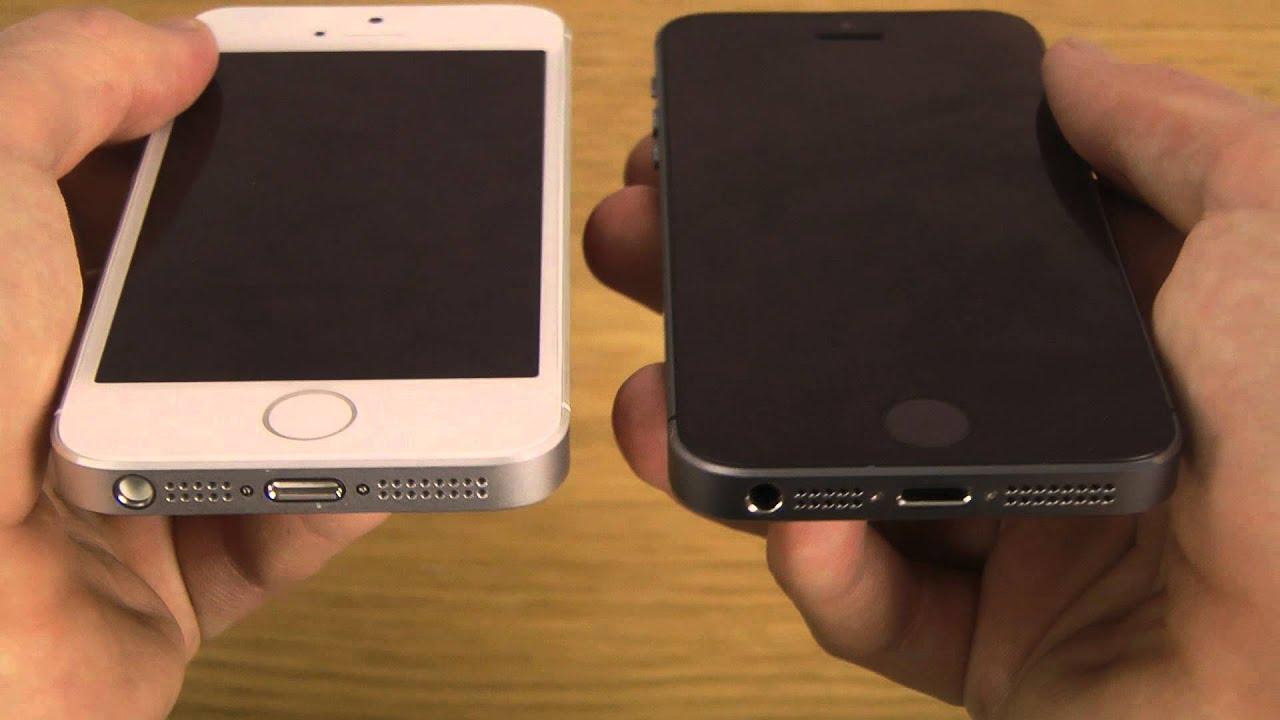 5s iphone фото черный