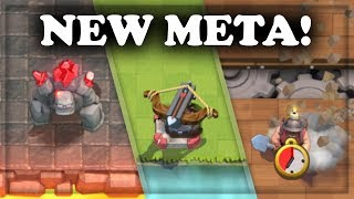 Legendary Challenge!   Beatdown, Siege, Control Decks   Clash Royale