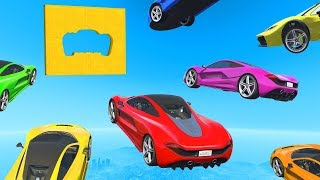 IMPOSSIBLE SKILL TESTS with FANS! (GTA 5 Online)