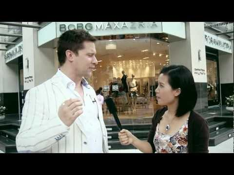 Location TV: Hanoi - The Boutiques at Hotel Metrople & BCBG Max Azria