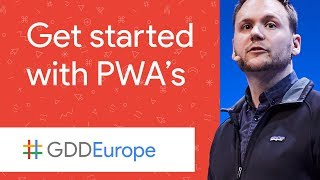 Frameworks and Tools for Progressive Web Apps (GDD Europe