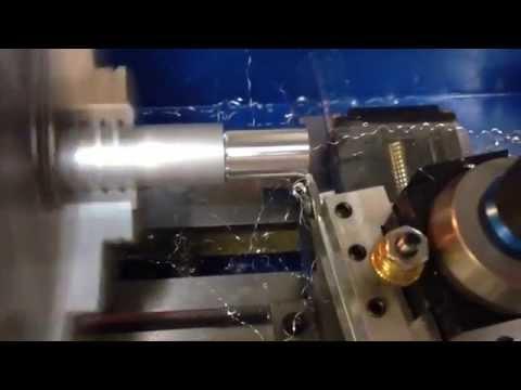 7x12 Mini Lathe converted to CNC