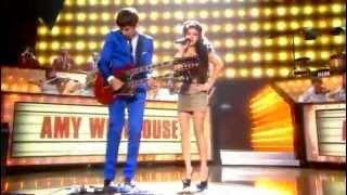 Amy Winehouse Ft Mark Ronson Valerie Live Brit Awards 2008 Best Performance