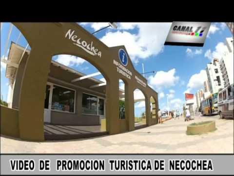 VIDEO  DE   PROMOCION  TURISTICA DE  NECOCHEA