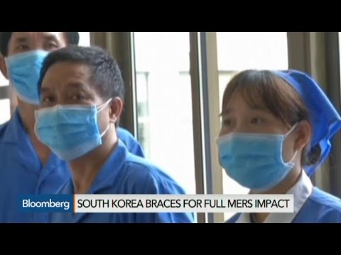 South Korea Braces for Impact of MERS Virus