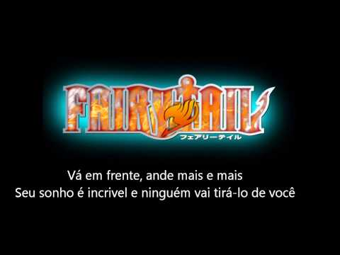 Fairy Tail Opening 3 - Letra Fandub Br video