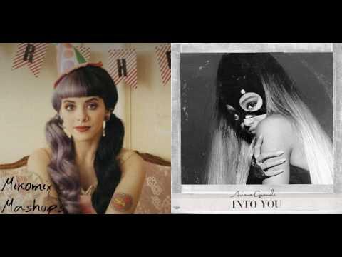 Into Your Pity Party - Ariana Grande & Melanie Martinez (Mashup)