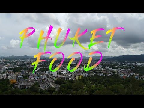 Jedzenie I Miasto - Tajlandia 2018 - Phuket