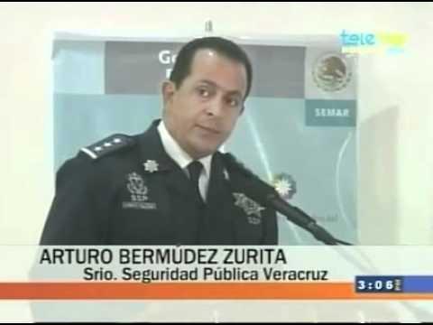 Continuara evaluación de agentes de transito en Veracruz: Arturo Bermúdez
