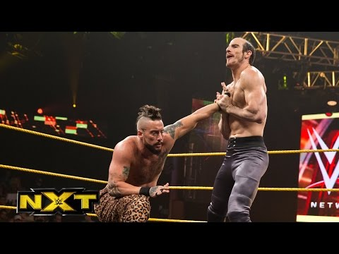 Enzo Amore & Colin Cassady vs. The Vaudevillains: WWE NXT, July 17, 2014