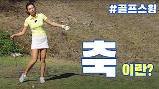 [명품스윙 에이미 조] 골프 레슨 010- 축