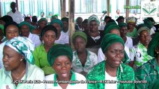 GTKI B26 BRAZZAVILLE REPETITION AVANT LE CULTE DOMINICAL 2015