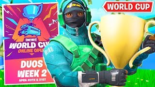 Fresh Does Duo WORLD CUP!