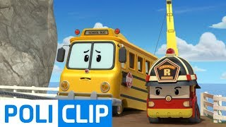 Easy, I'm here! | Robocar Poli Rescue Clips