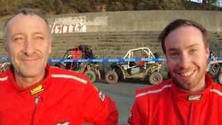 Baja Il Ciocco 2015: intervista Fabrizio ed Edoardo Pietranera