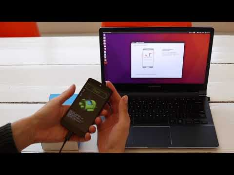 Ubuntu Touch Install video 2018