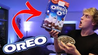 OREO HAS A CEREAL!? (Super Rare!)