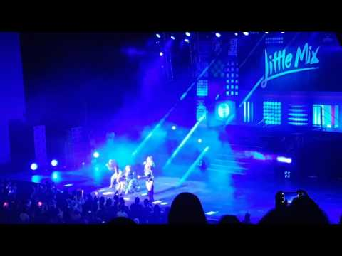 Little Mix - Change Your Life (Get Weird Tour in Singapore)