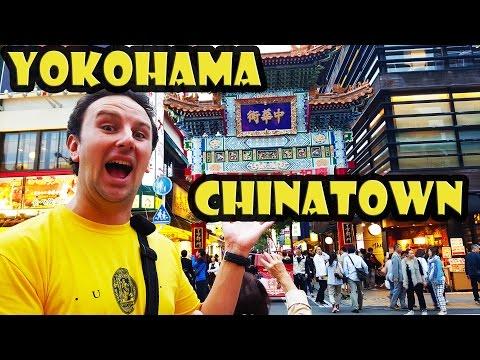 Yokohama Chinatown Travel Guide