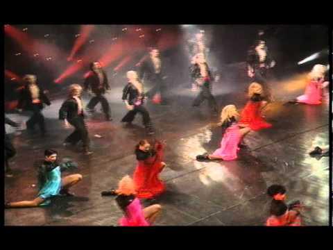 Балет Аллы Духовой Тодес - Фламенко
