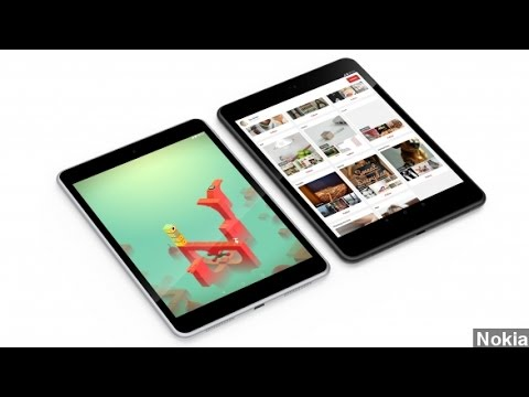 Nokia Releases A Tablet, Everybody Dubs It iPad Mini Clone