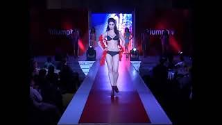 TRIUMPH INTERNATIONAL LINGERIE FASHION SHOW, 2013