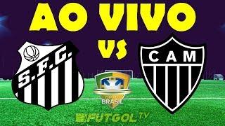 SANTOS 1x2 ATLÉTICO-MG | COPA DO BRASIL | OITAVAS DE FINAL | 06/06/2019