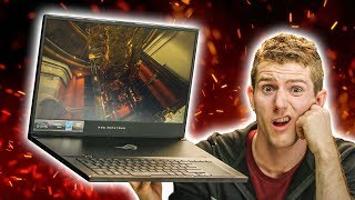 The Fastest Gaming Laptop We've Ever Tested! - Asus Zephyrus GX701G Review