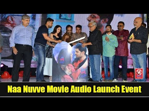 Naa Nuvve Movie Audio Launch Event | Kalyan Ram | Tamannaah | Jayendra | PC Sreeram | V6 News