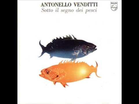 Antonello Venditti - Nata Sotto il Segno Dei Pesci