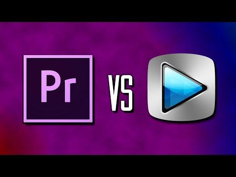 Versus - Sony Vegas VS Adobe Premiere Pro