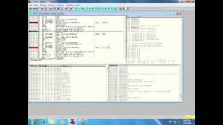 How to crack password proteted USB Pen (logintool2090) in OllyDbg