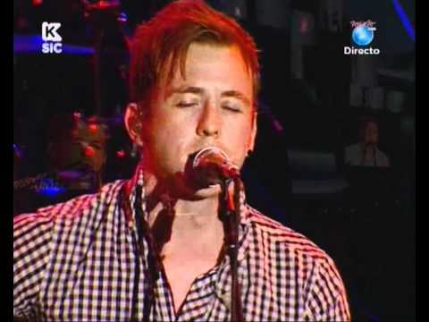 Mcfly - Too Close For Comfort Live
