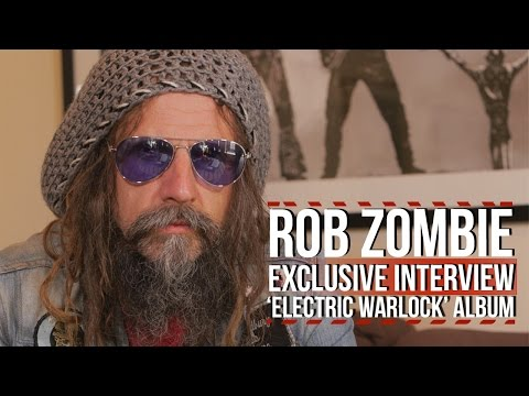 Rob Zombie Talks 'Electric Warlock' Album, John 5 + Love for Music Videos