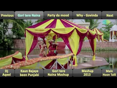 Govinda Jukebox - Gori Tere Naina - Bollywood Superstar