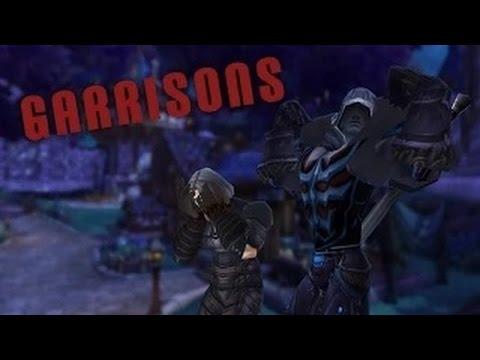 Warlords of Draenor - Cuarteles sub español
