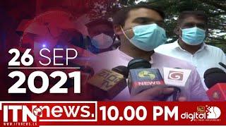 ITN News 2021-09-26 | 10.00 PM