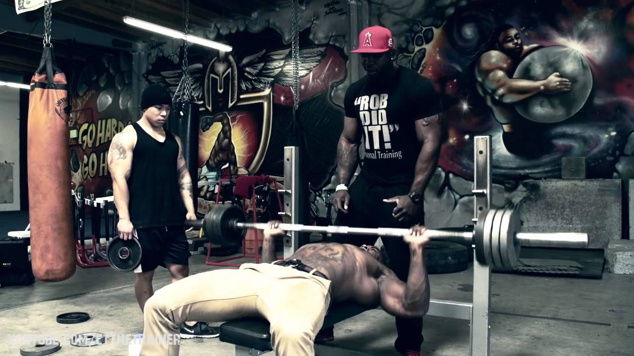 200 repetitions on the bench press mike rashid youtube