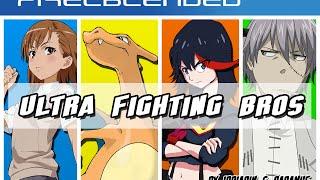 Ultra Fighting Bros AMV