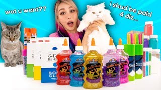 Munchkin Cats Pick My Slime Ingredients