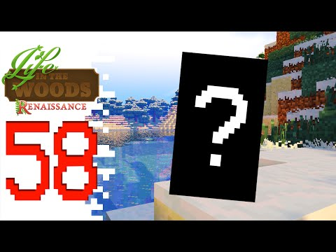 Life In The Woods: Renaissance - EP58 - Is This It?! (Minecraft)