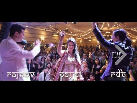 The BEST Indian Wedding - Payal & Rajeev in Vancouver + RDB...