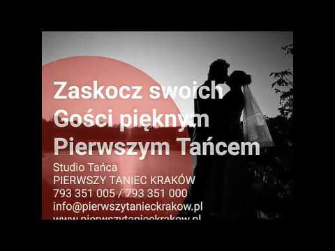 Pierwszy Taniec Kraków, Kurs Tańca Dla Narzeczonych, Lekcje Indywidualne Przed Weselem, Nauka Tańca