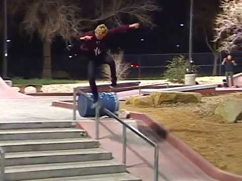Braydon Szafranski & friends at JayCee Skatepark