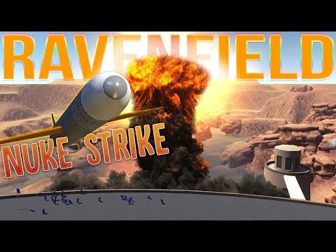 Ravenfield - Nuclear Air Strikes & 2 New  Maps - Ravenfield Gameplay