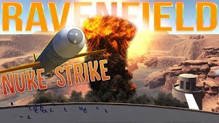 Ravenfield - Nuclear Air Strikes & 2 New Official Maps - Ravenfield Gameplay